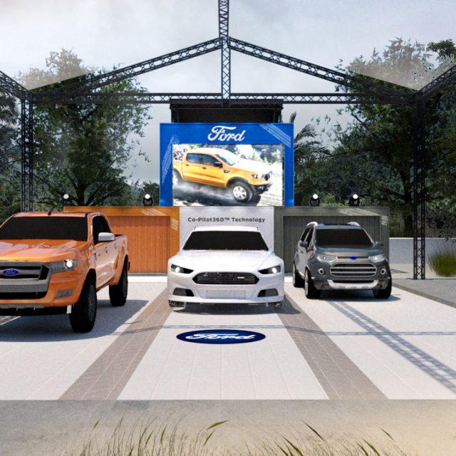 2019福特新車發表會