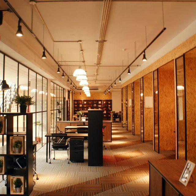 T.K.K.-辦公空間設計工程