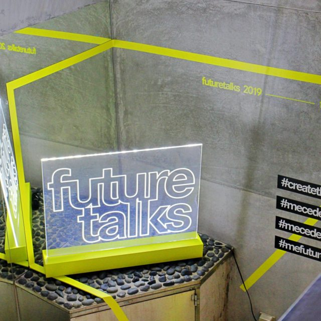 Mercedes me future talks未來論壇