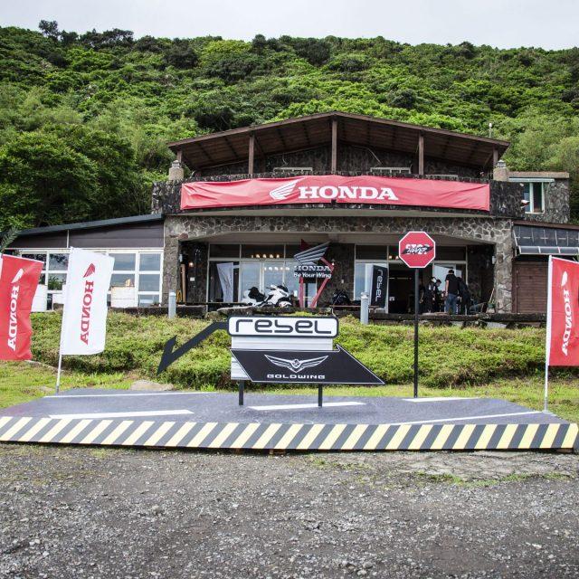Honda Motorcycles媒體試乘會、VIP賞車會